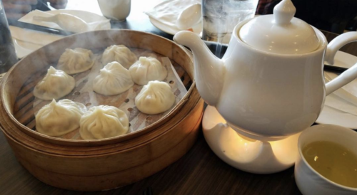 The Dumpling House in Elk Grove