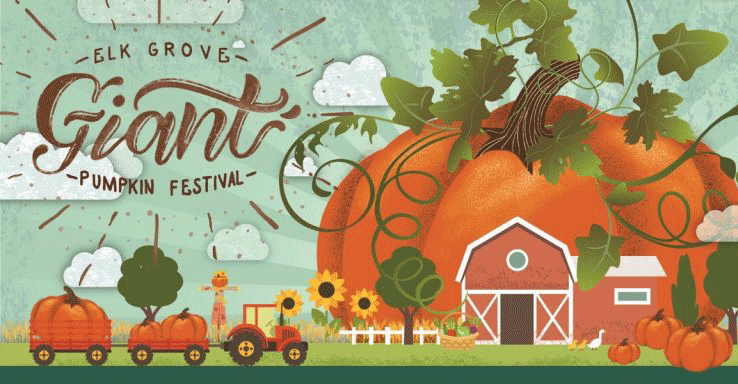 Giant Pumpkin Festival in Elk Grove, CA